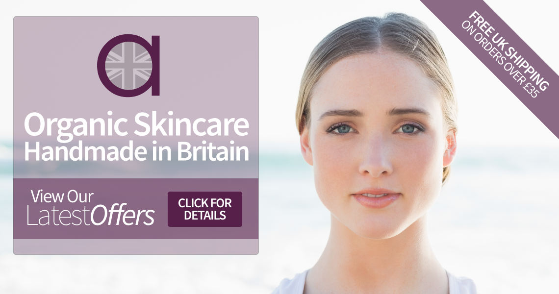 Ah Skincare - Organic Skincare Made in The UK